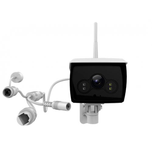 Camera ebitcam EBO3 ( 4MP ) ngoài trời - Hồng ngoại siêu nét