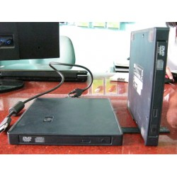 Box dvd HP