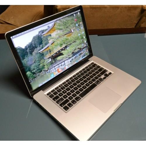Macbook Pro (15-inch, Early 2011), i7, dual VGA