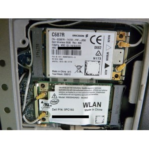 Card WWAN dell 5530, card WAN  gắn sim 3G