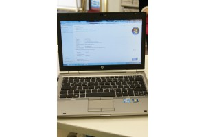 HP Elitebook 2560p, SSD 128, 12.5""