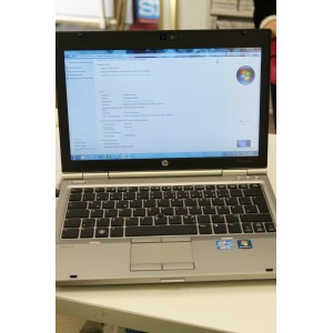 """HP Elitebook 2560p, SSD 128, 12.5"""""""