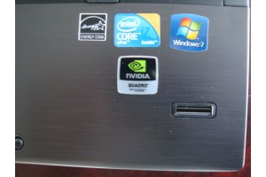HP Elitebook 8540W workstation Mobile, core i7-720QM, VGA rời