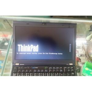 Lenovo thinkpad X220, mini 12 inch SSD