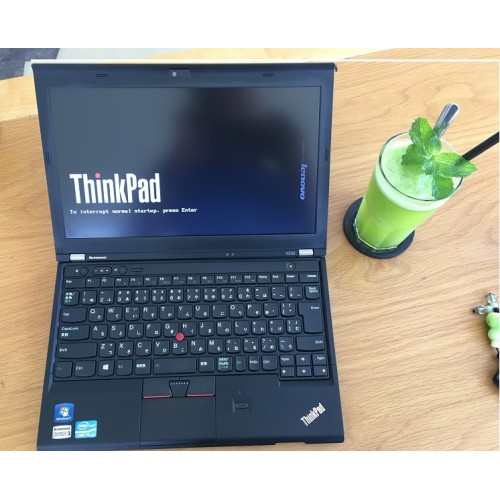 Lenovo Thinkpad X230, i5 Gen3