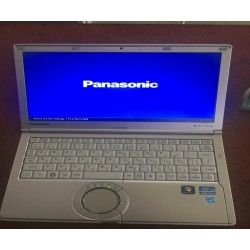 Panasonic let's note cf-nx1, pin 8h-10h