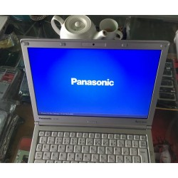 "Panasonic Let's Note CF-SX2, mini 12"", pin TốT"