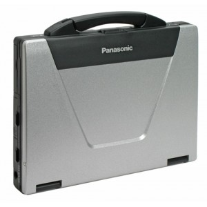 Panasonic ToughBook CF-52, core 2 Duo